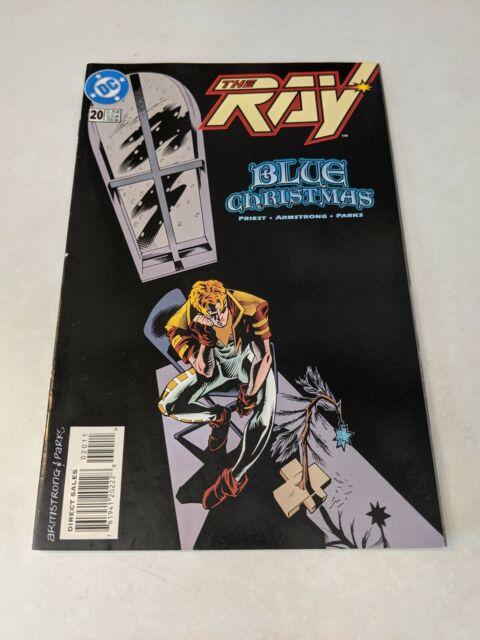 The Ray #20 January 1996 DC Comics