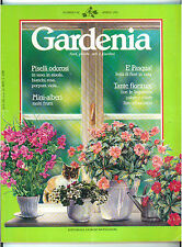GARDENIA NUM. 96 APRILE 1992 MONDADORI FIORI PIANTE ORTI GIARDINI