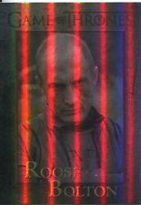 Game Of Thrones Season 3 Foil Parallel Base Card  73 Roose Bolton