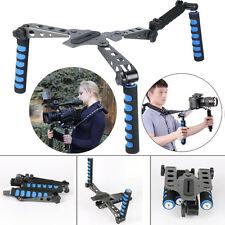 DSLR Camera Filmmaking System Rig Shoulder Mount Stabilizer for Canon Nikon Sony