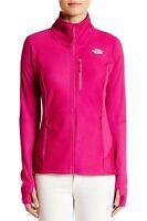 New The North Face Women's Fuseform Dolomiti Full Zip Fleece Jacket, Pink,S $160
