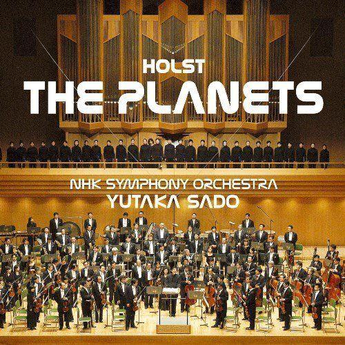 YUTAKA SADO / NHK SYMPHONY ORCHESTRA-HOLST: THE PLANETS -JAPAN BLU-SPEC CD2 E25