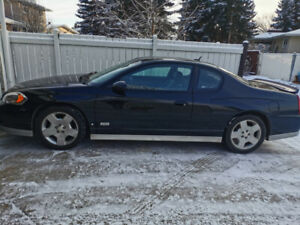 2006 Chevrolet Monte Carlo SS     $ 6900obo or trade