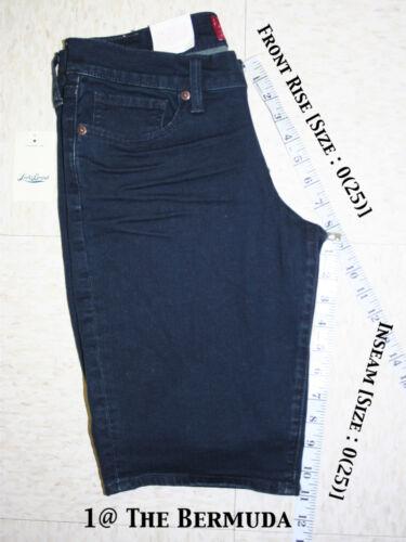 "Lucky Brand,Women/'s Denim Jean Shorts,/""BERMUDA/"""