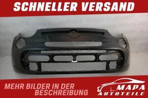 Fiat-500L-Bj-ab-2012-Stossstange-Vorne-Original-735522402-Versand-Schwarz-U7796