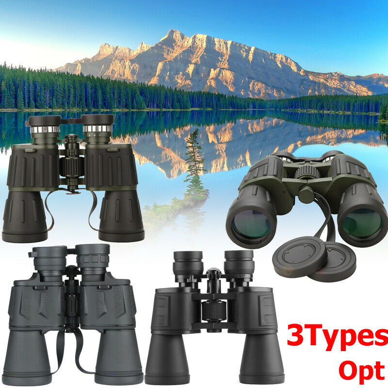 180x100  60x50  35x50 Zoom Day Night Vision Binoculars Hunting Telescope Camping
