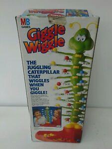 Vintage Giggle Wiggle 1992 Mb Jeux 100% complet testé et fonctionne rétro