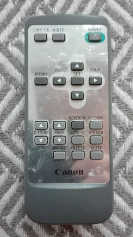Original Canon CXPR Presentation Remote Control