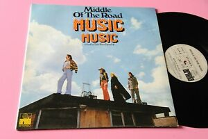 Middle of the Road LP Music Original 1973 NM Gatefold Cover