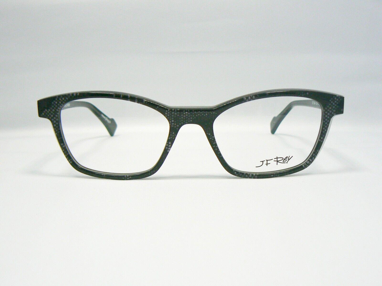 Original JF Rey Brillenfassung JF 1344 Farbe 0010 schwarz grau ...