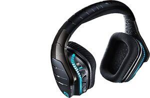 Details about Logitech G933 Artemis Spectrum 2 4GHz Wireless 7 1 SURROUND  SOUND GAMING Headset