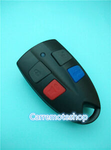 Ford-4-button-remote-key-shell-case-suits-AU-Series-2-amp-3-BA-BF-Falcon-Ute
