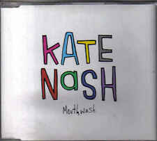 Kate Nash-Mouthwash Promo cd single