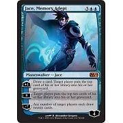 MTG M12 Mythic Rare Planeswalker *Jace, Memory Adept*