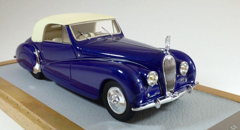 CHROMES 070 070 070 - Voisin C28 Cabriolet Saliot 1938 sn53002 Original Car   1 43 9bd47f