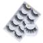 NEW-5-Pairs-Layered-False-Eyelashes-Dramatic-3D-Wispy-Lashes-Makeup-Strip-UK thumbnail 11