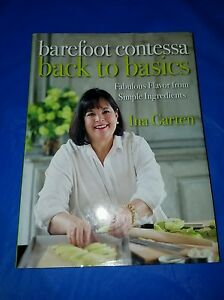 Image Is Loading Autographed Book Barefoot Contessa Back To Basics Fabulous