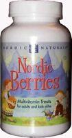 Nordic Naturals Nordic Berries 120 Chews