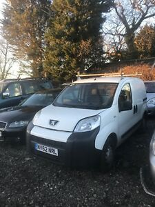 Peugeot-Bipper-Van-Washer-jet-Breaking-whole-car-for-spares