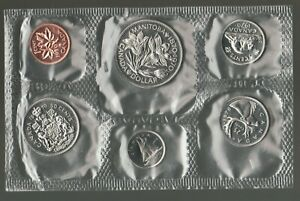 1970 canadian coin set value