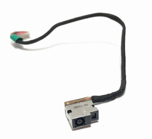 HP Envy 15m-cn0011dx 15m-cn0012dx Genuine DC POWER JACK CABLE SOCKET CONNECTOR