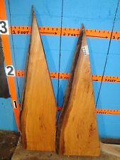 # 7724   2,cherry live edge slabs wood lumber rustic