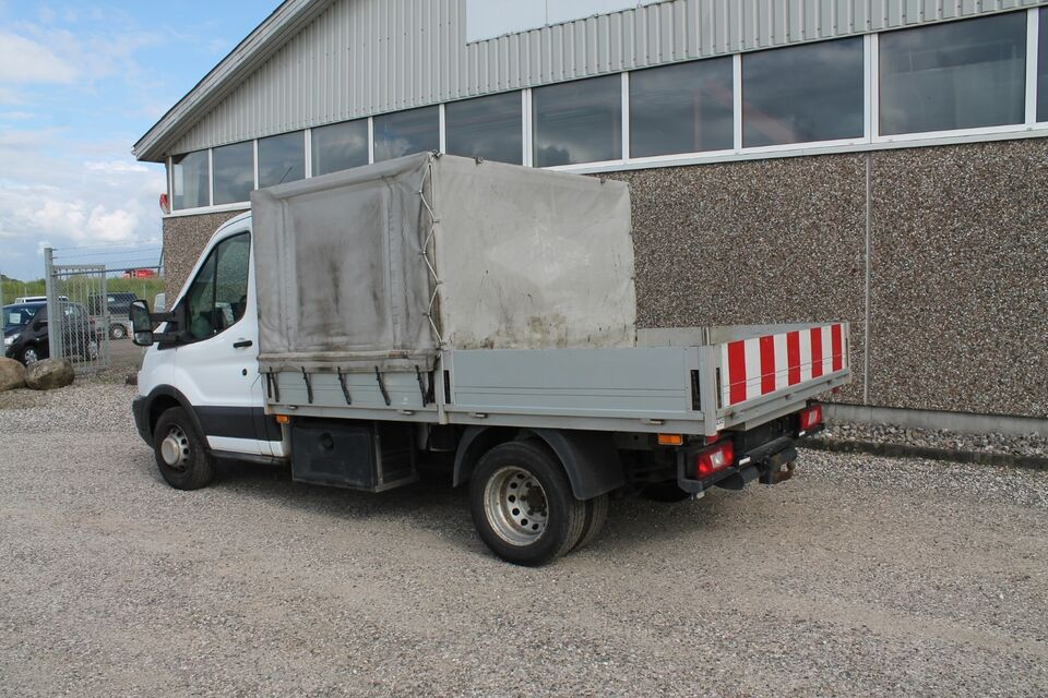 Ford Transit 350 L3 Chassis 2,2 TDCi 155 Trend H1 RWD Diesel