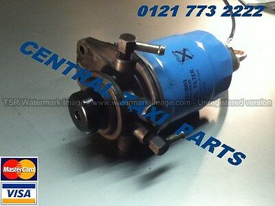 LONDON TAXIS LTI FAIRWAY DRIVER AND TX1 FUEL FILTER