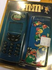 Nokia 8210 M&M's Covers & Keypad Set - includes Front, Rear & Keypad. Brand New.