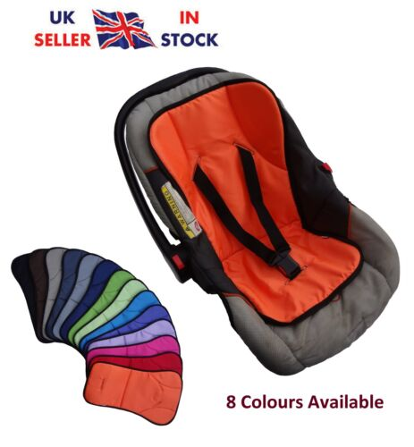 Baby Car Seat Wipeable Fabric Liner Pad Padding Matress Cover