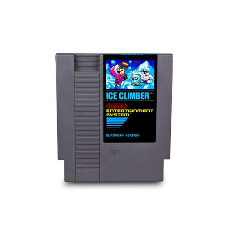 Nintendo ES - NES Spiel ICE CLIMBER - EUROPEAN VERSION