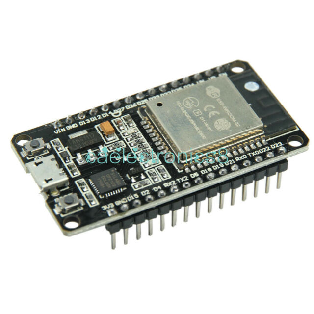 ESP32 ESP32S CP2102 Development Board 2.4GHz Dual-Mode WiFi+Bluetooth Antenna