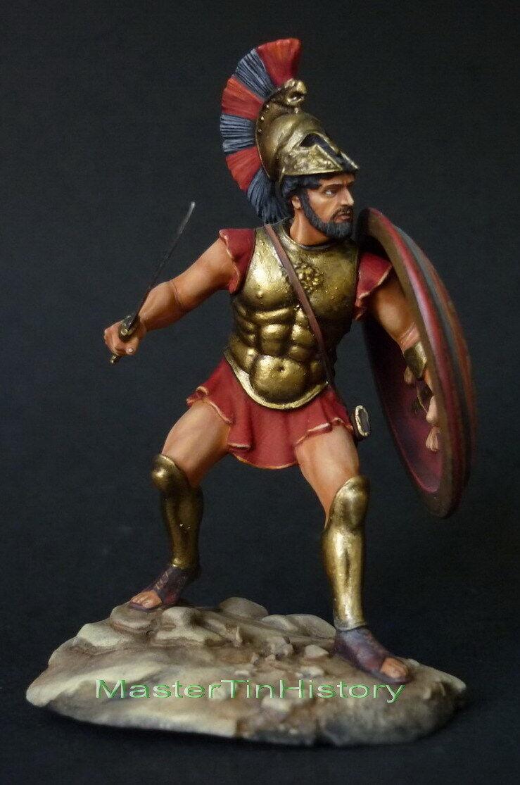 Grekiska Oplit, V århundrade B.C, ELITE Soldier, 54 mm skala