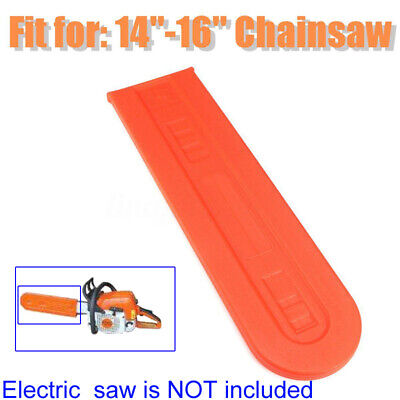 16-18 In Chainsaw Bar Cover Scabbard Saw Blade Protection Guard For Stihl Parts