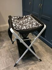 IKEA SPOLING Changing table, black