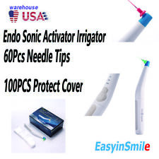 Dental Instrument Sonic Irrigator Endo Activator Root Canal Needle Can Be Bent