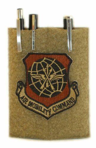 genuine VELCRO® brand fasteners M3P Military Pen Pocket Patch for OCP Uniforms
