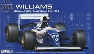 Fujimi Williams Fw16 Gp Brésil 1994 Scala 1/20 Cod.09059