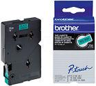 Brother Schriftbandkassette/tc701 12mm grün schwarz