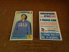 CAMPIONE DELLO SPORT 1969 70 # 332 MAURO MESCOLI - NUOVA