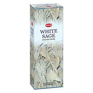 White-Sage-Scent-Hem-Bulk-Incense-Box-120-Sticks-Hand-Rolled-Made-in-India