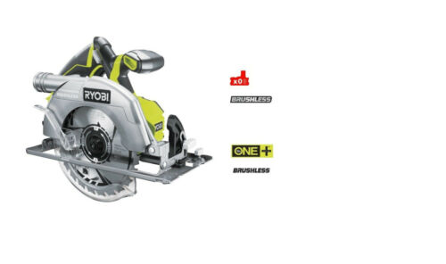 RYOBI  18 V Brushless Akku-Handkreissäge R18CS7-0 ohne Akku und Ladegerät!