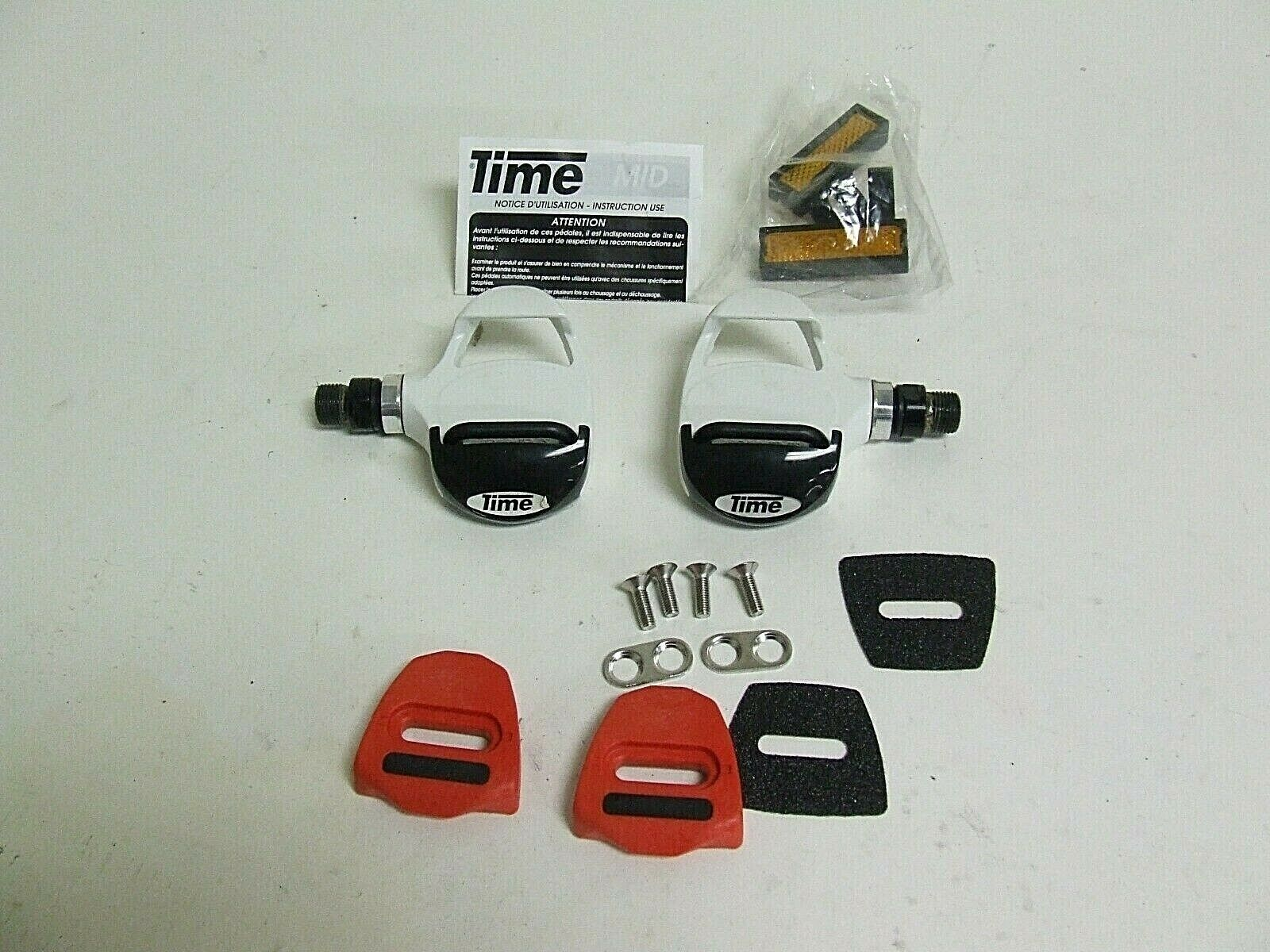 Time Model Mid57 Clipless pedals 2 bolt cleat spd style