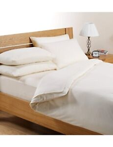 Anti-alergia-Almohada-Colchon-Y-Protectores-De-Edredon-Set-cama-doble-de-tamano