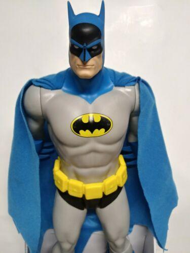 """Batman Classic Gris//Bleu Scellé 19/"""" Figure-DC Comics Originals-Big-Figues"""