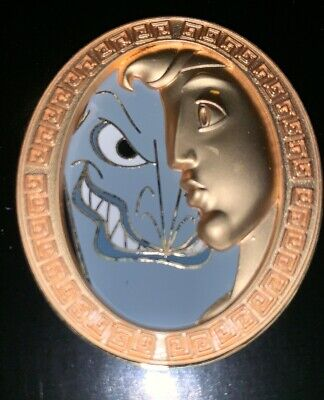 Disney Duets Pin of the Month Hades Hercules LE Disney Pin 115957