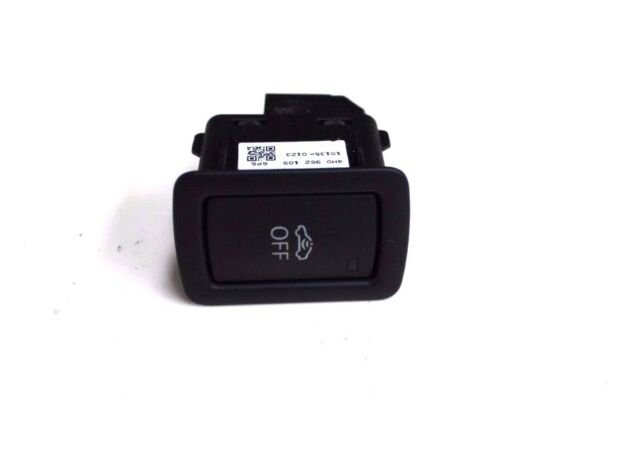 AUDI TT A1 A3 A4 A5 A6 ANTI THEFT ALARM SWITCH BUTTON 4H0962109