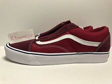 bb4893de135223 item 1 Vans Old Skool Lite Throwback Port Royale Maroon Ultra Cush Men s  Size 13 -Vans Old Skool Lite Throwback Port Royale Maroon Ultra Cush Men s  Size 13
