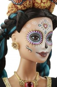 Barbie-Dia-De-Los-Muertos-Day-of-The-Dead-Doll-In-Hand-amp-Ready-to-Ship-New