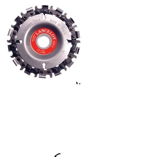 LANCELOT SAW CHAIN DISC  FOR RAPID  WOOD REMOVAL & CUTTING  47822 FINE     2